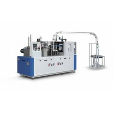 High Speed Paper Cup ultrasonic Machine 70 Per Min